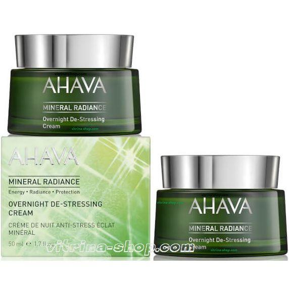 Ahava Минеральный ночной крем, придающий сияние и снимающий напряжение Mineral Radiance, 50 мл